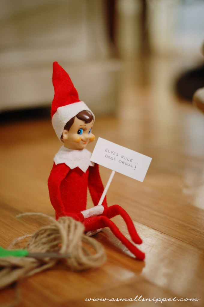 45 Elf On The Shelf Ideas From The Same Elf A Small